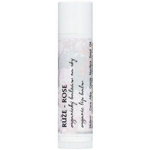 Soaphoria Lip Care Balsam de buze roz organic imagine