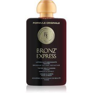 Académie Scientifique de Beauté Bronz' Express apa tonica pentru tonifiere pentru fata si corp imagine