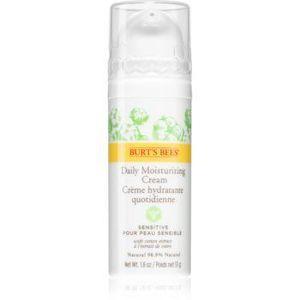 Burt's Bees Sensitive crema de zi hidratanta pentru piele sensibilă imagine