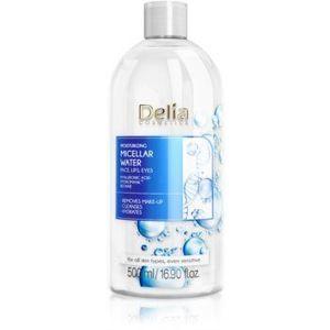 Delia Cosmetics Micellar Water Hyaluronic Acid apa micelara hidratanta imagine