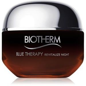 Biotherm Blue Therapy Amber Algae Revitalize crema de noapte regeneratoare imagine