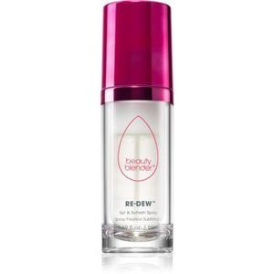 beautyblender® RE-DEW spray pentru fixare și strălucire imagine