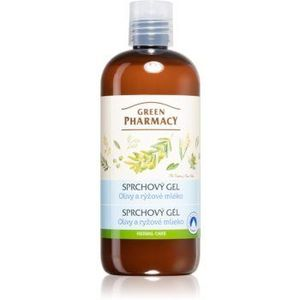 Green Pharmacy Body Care Olive & Rice Milk gel de dus hranitor imagine