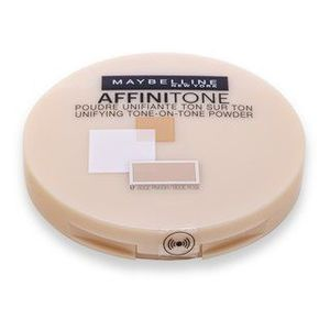 Maybelline Affinitone 17 Rose Beige pudră 9 g imagine