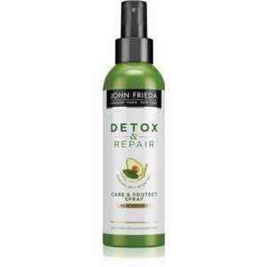 John Frieda Detox & Repair spray pentru păr pentru par intins imagine