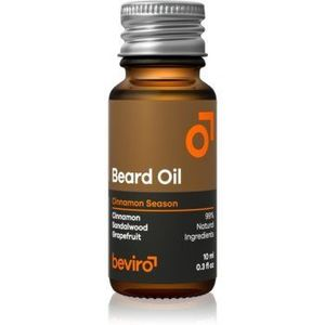 Beviro Cinnamon Season ulei pentru barba imagine