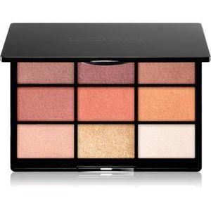 Gosh 9 Shades Palette paleta farduri de ochi cu oglinda mica imagine
