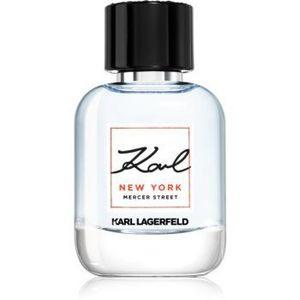 Karl Lagerfeld Places by Karl New York, Mercer Street Eau de Toilette pentru bărbați imagine