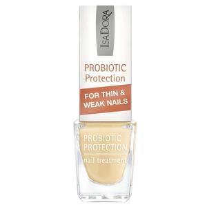 Tratament Probiotic pentru Unghii - Probiotic Protection Nail Treatment Isadora 6 ml, nr. 687 imagine