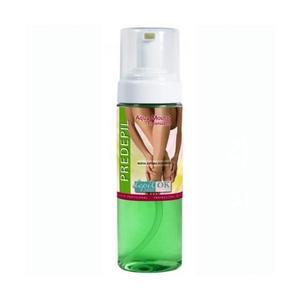 Solutie indepartare urme grasime pentru epilare - Aqua Mousse Pre Depil OK Higienic 200 ml imagine