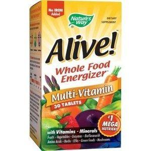 ALIVE! (fara fier), 30 tablete imagine