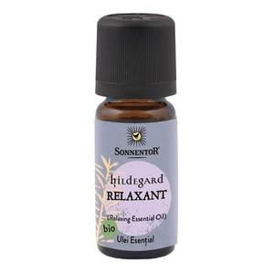 Amestec de uleiuri esentiale Relaxant Hildegard Sonnentor, bio, 10 ml imagine