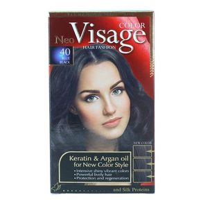 Visage Vopsea de par Neo 40 Blue Black imagine