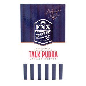 FNX BARBER - PUDRA DE TALC 250 GR - VANILLA imagine
