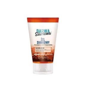 Gel facial anti-acneic cu sulf, Barwa Cosmetics, 120 ml imagine