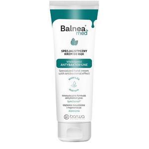Crema maini antibacteriana, Balnea Med, Barwa Cosmetics, 60 ml imagine