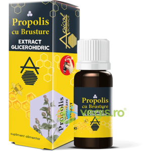 Propolis cu Brusture Extract Glicerohidric 30ml imagine