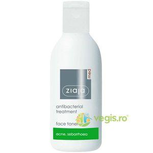 Lotiune Tonica Antibacteriana Pentru Acnee, Piele Grasa 200ml imagine