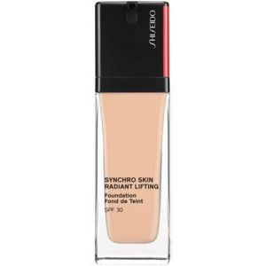 Shiseido Synchro Skin Radiant Lifting Foundation machiaj pentru lifting cu efect de stralucire SPF 30 imagine