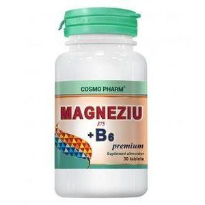 Vitamina B6 30 tablete imagine