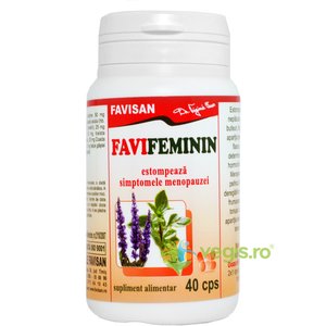 Favi Feminin 40cps imagine