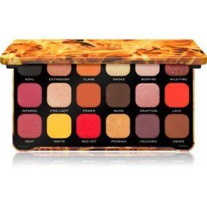 Makeup Revolution Forever Flawless paleta farduri de ochi imagine