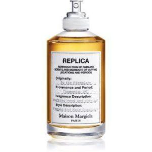 Maison Margiela REPLICA By the Fireplace Eau de Toilette unisex imagine