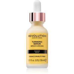 Revolution Skincare Turmeric ser calmant pentru ten gras imagine