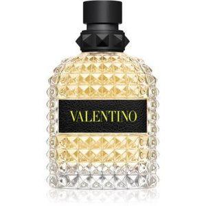 Valentino Uomo Born In Roma Yellow Dream Eau de Toilette pentru bărbați imagine