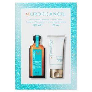 Moroccanoil Treatment & Hand Cream Duo ulei pentru toate tipurile de păr 100 ml + 75 ml imagine