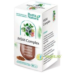 MSM Complex 30cps imagine