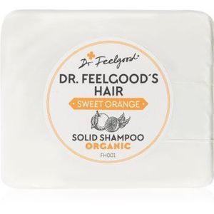 Dr. Feelgood Sweet Orange șampon organic solid imagine