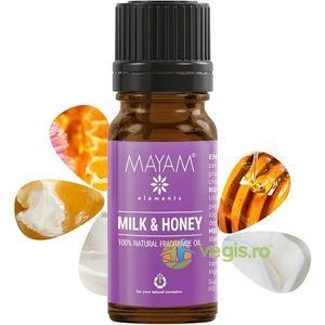 Parfumant Natural Milk&Honey 10ml imagine