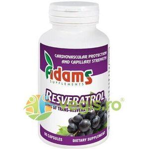 Resveratrol 50mg 90cps imagine
