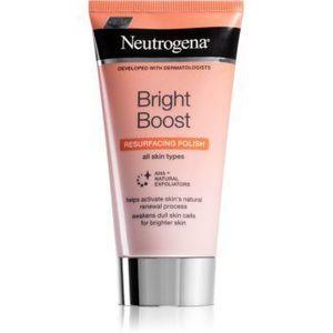 Neutrogena Bright Boost exfoliant iluminator imagine