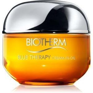 Biotherm Blue Therapy Cream-in-Oil crema nutritiva pentru reparare pentru piele normala si uscata imagine