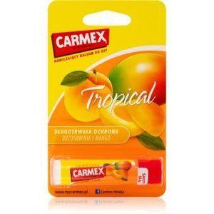 Carmex Tropical balsam pentru buze cu efect hidratant imagine