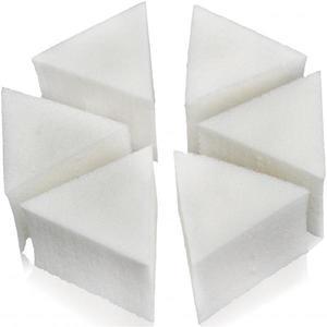 Bureti triunghiulari pentru machiaj imagine