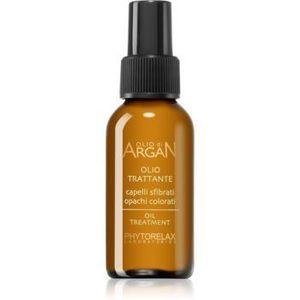 Phytorelax Laboratories Olio Di Argan ulei de par regenerator cu ulei de argan imagine