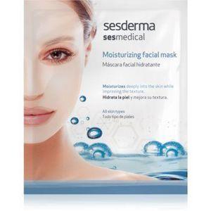 Sesderma Sesmedical Moisturizing Facial Mask masca faciala hidratanta pentru toate tipurile de ten imagine
