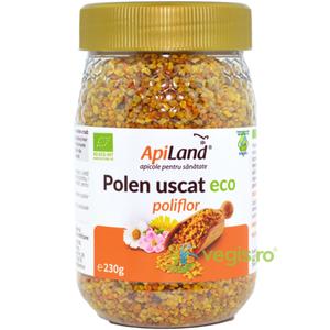 Polen Uscat Poliflor Ecologic/Bio 230g imagine