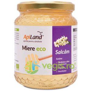 Miere Cruda de Salcam Ecologica/Bio 500g imagine