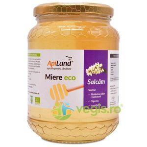 Miere Cruda de Salcam Ecologica/Bio 1000g imagine