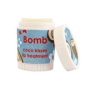 Balsam de buze tratament Coco Kisses, Bomb Cosmetics, 4.5 g imagine