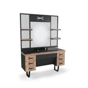 SOMPREMIUM -Barber shop furnishing - Model BT111 imagine