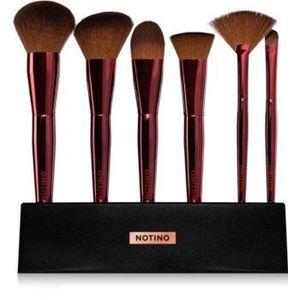 Notino Elite Collection The Perfect Brush Set set perii machiaj imagine