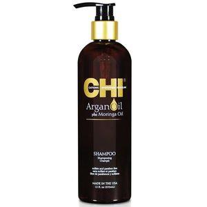 Sampon cu Ulei de Argan - CHI Farouk Argan Oil Plus Moringa Oil Shampoo 355 ml imagine