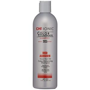 Sampon Nuantator Rosu Castaniu - CHI Farouk Ionic Color Illuminate Shampoo Red Auburn, 355ml imagine