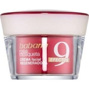 Babaria Rosa Mosqueta Cremă facială regeneratoare împotriva ridurilor imagine