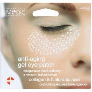 Pierre René Medic Laboratorium plasturi cu gel pentru ochi impotriva imbatraniri imagine